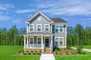 Mitchell - Greenleigh Single Family Homes: Baltimore, Maryland - Ryan Homes