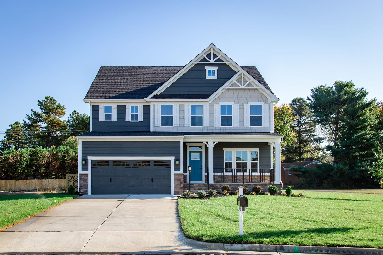 Exterior featured in the Lehigh By Ryan Homes in Wilmington-Newark, DE