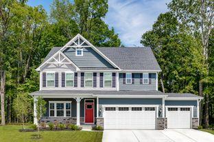 Lehigh - Noelting Estates: New Palestine, Indiana - Ryan Homes