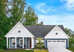 Savannah - Courtney Creek Single Family: Durham, North Carolina - Ryan Homes