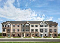 Strauss - Patuxent Greens: Laurel, Maryland - Ryan Homes