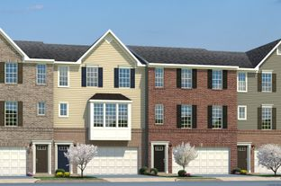 Wexford w/ 4' Extension - Towns at Steels Corners: Cuyahoga Falls, Ohio - Ryan Homes