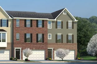 Wexford w/ 4' Extension & Rec Rm - Towns at Steels Corners: Cuyahoga Falls, Ohio - Ryan Homes