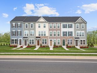 Clarendon - Elkridge Crossing: Elkridge, Maryland - Ryan Homes
