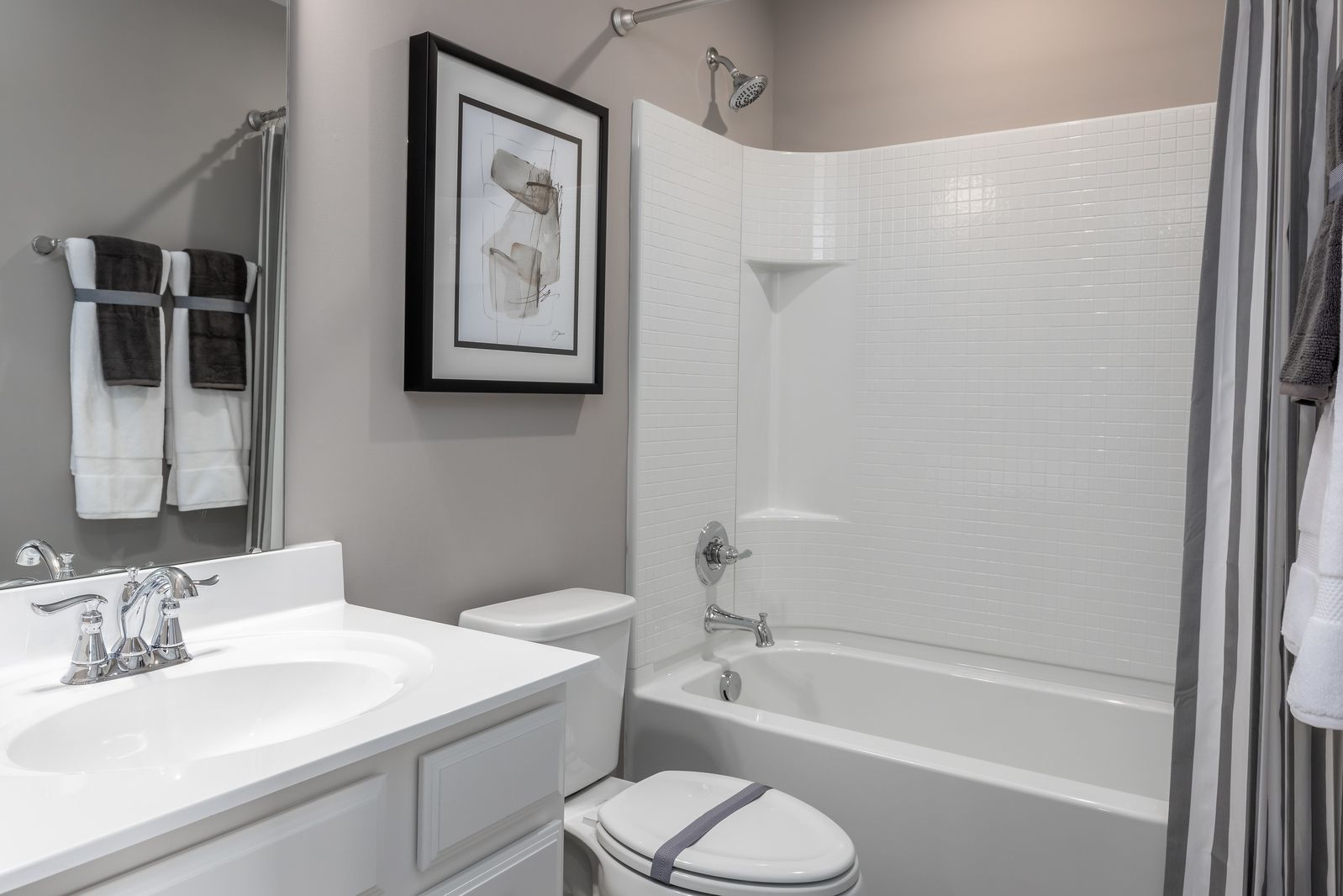 Bathroom featured in the Mozart By Ryan Homes in Pittsburgh, PA