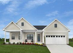 Cumberland - Atlantic Lakes: Selbyville, Delaware - Ryan Homes