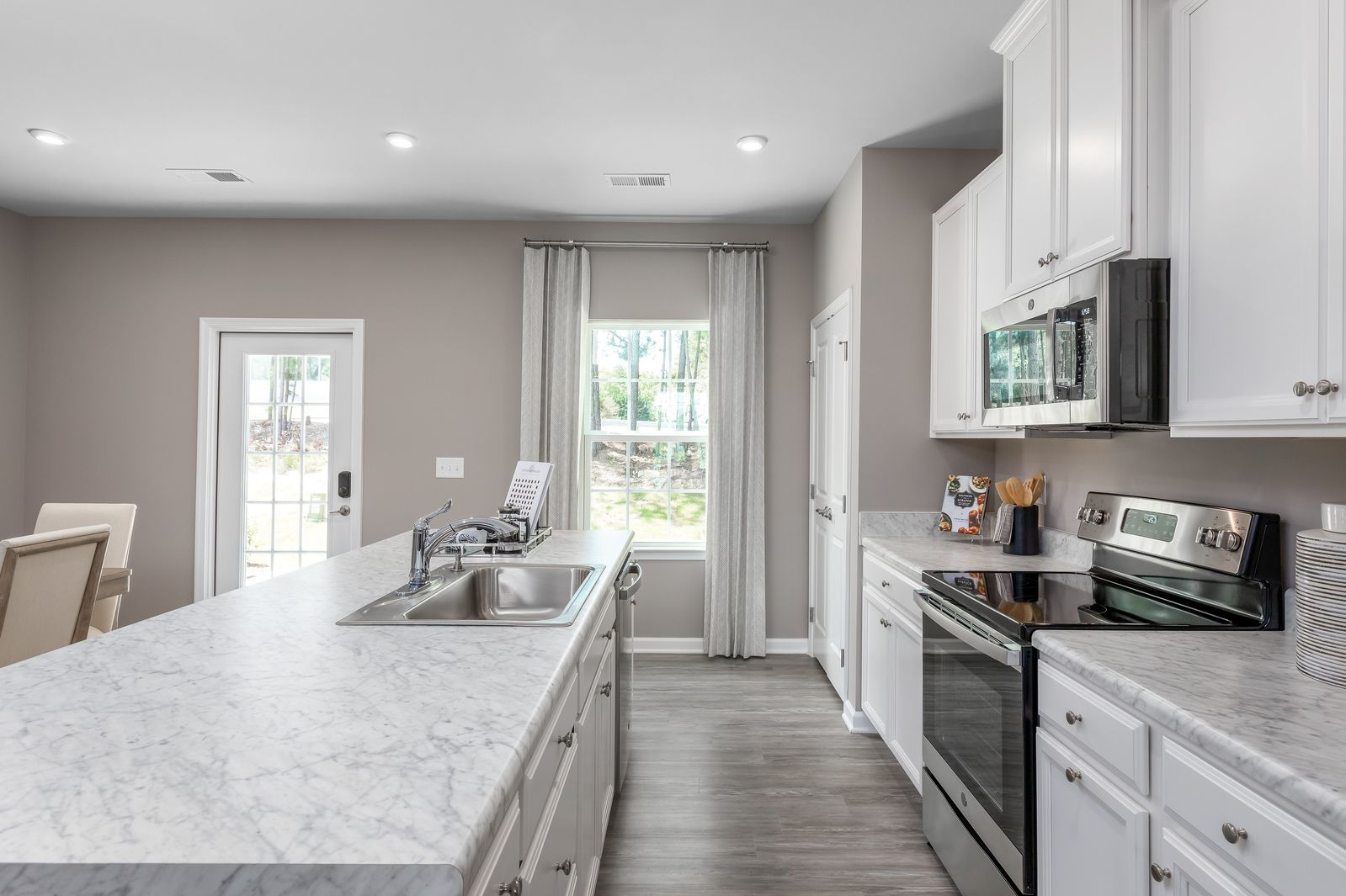 Kitchen featured in the Mozart 2-Story By Ryan Homes in Raleigh-Durham-Chapel Hill, NC