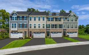 Seneca Trails Townhomes by Ryan Homes in Pittsburgh Pennsylvania