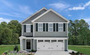 Pearson Park by Ryan Homes in Greenville-Spartanburg South Carolina