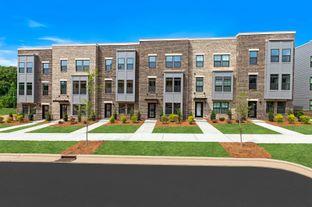 Mozart - Wendover Green: Charlotte, North Carolina - Ryan Homes
