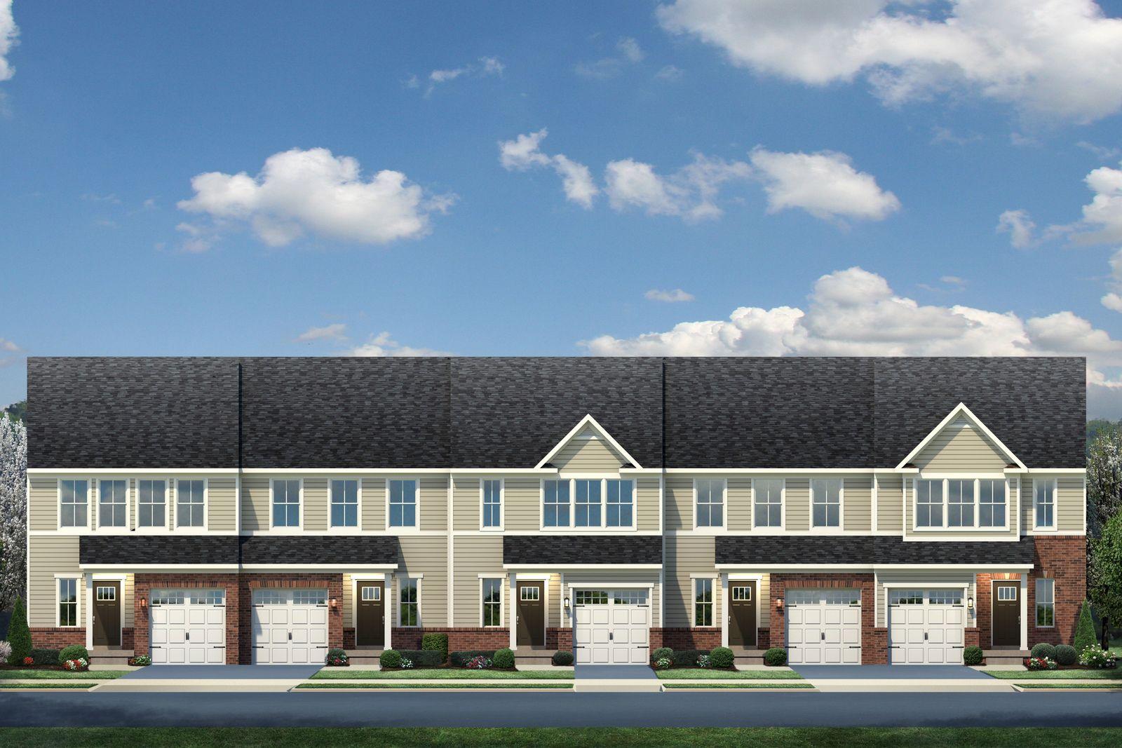 Exterior featured in the Roxbury Grande By Ryan Homes in Norfolk-Newport News, VA