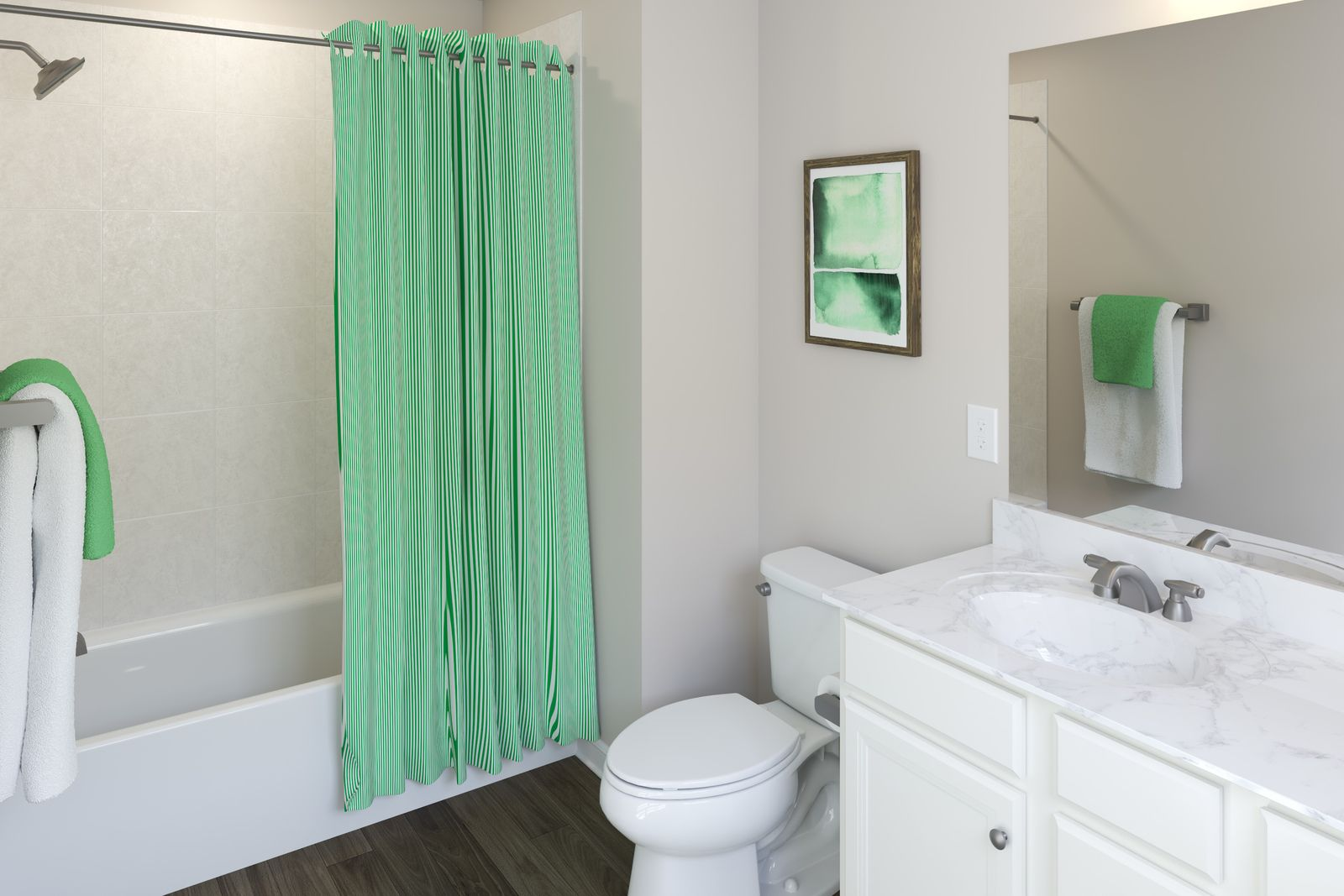 Bathroom featured in the Ferncliff By Ryan Homes in Raleigh-Durham-Chapel Hill, NC