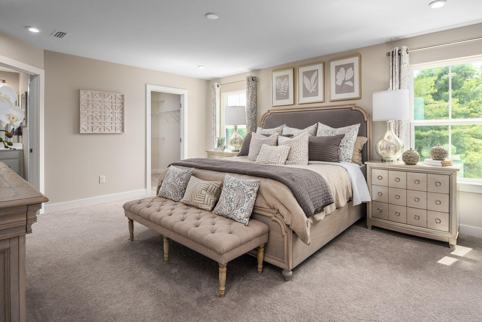 Bedroom featured in the Lehigh at Hartland By Ryan Homes in Washington, VA