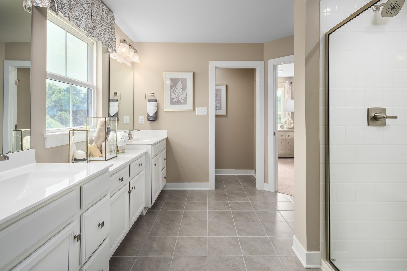 Bathroom featured in the Lehigh at Hartland By Ryan Homes in Washington, VA