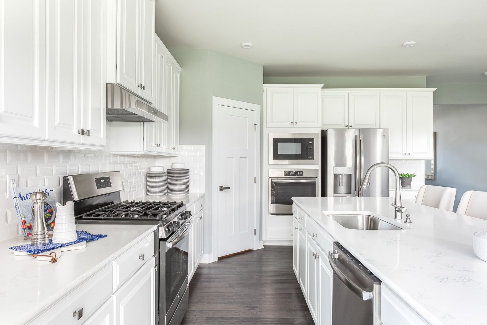 Kitchen featured in the Lehigh at Hartland By Ryan Homes in Washington, VA