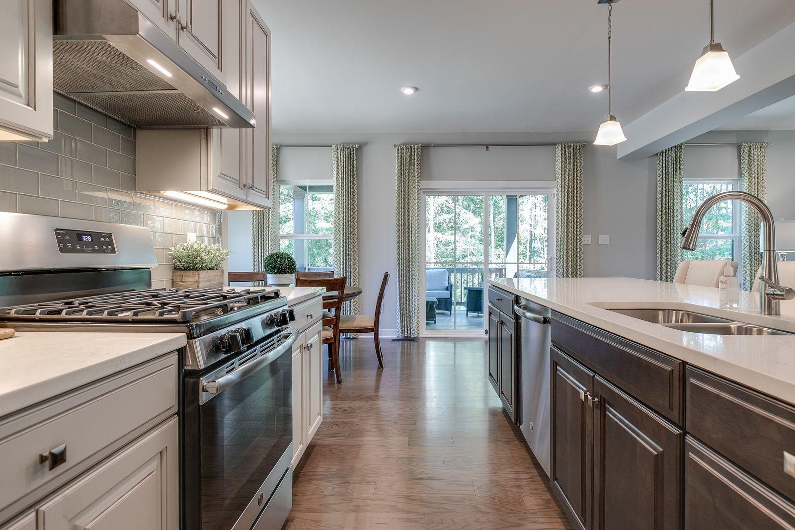 Kitchen featured in the Seneca at Hartland By Ryan Homes in Washington, VA