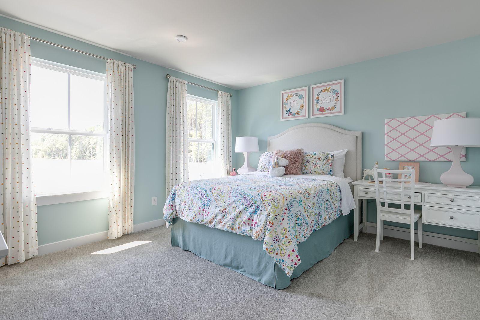 Bedroom featured in the Seneca at Hartland By Ryan Homes in Washington, VA