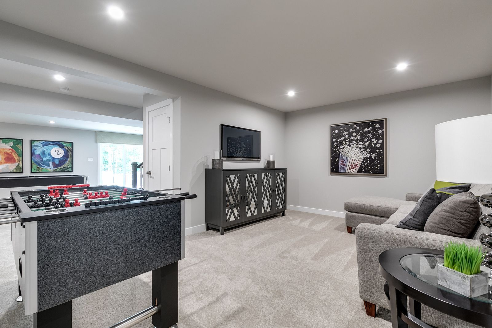 Living Area featured in the Seneca at Hartland By Ryan Homes in Washington, VA