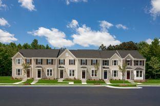 Mozart 2-Story - Thornton Reserve: Raleigh, North Carolina - Ryan Homes