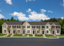 Beethoven 2-Story - Thornton Reserve: Raleigh, North Carolina - Ryan Homes