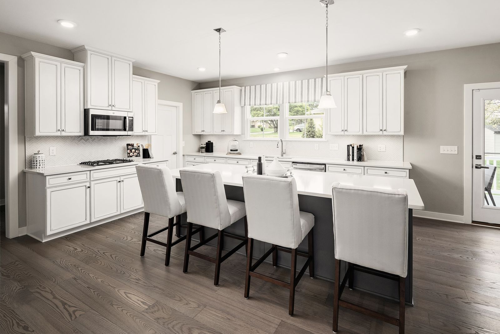Kitchen featured in the Corsica By Ryan Homes in Pittsburgh, PA