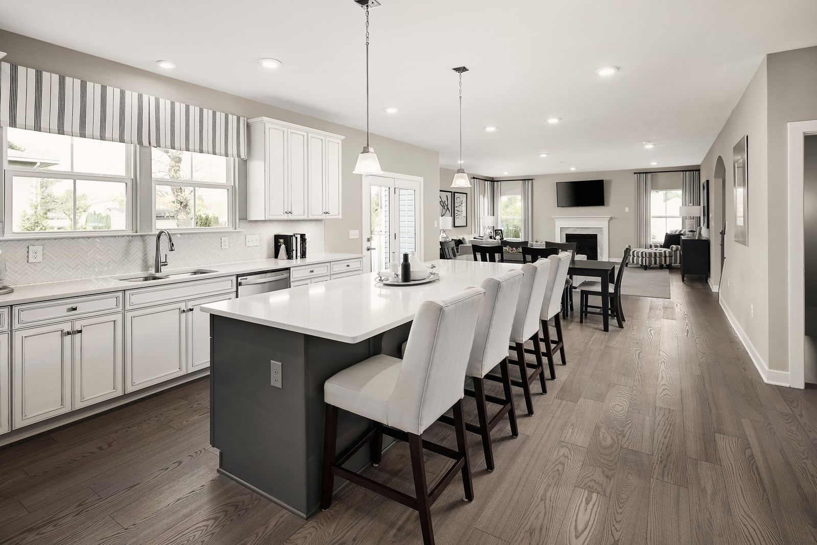 Kitchen featured in the Corsica By Ryan Homes in Philadelphia, PA