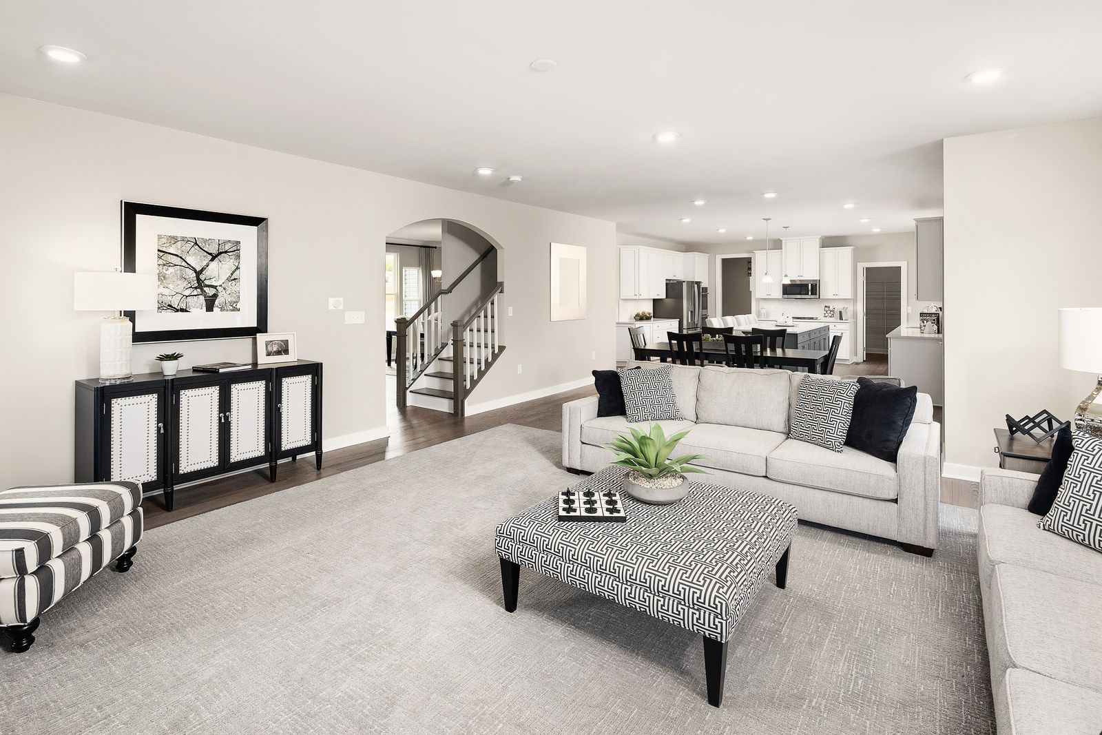 Living Area featured in the Corsica By Ryan Homes in Baltimore, MD