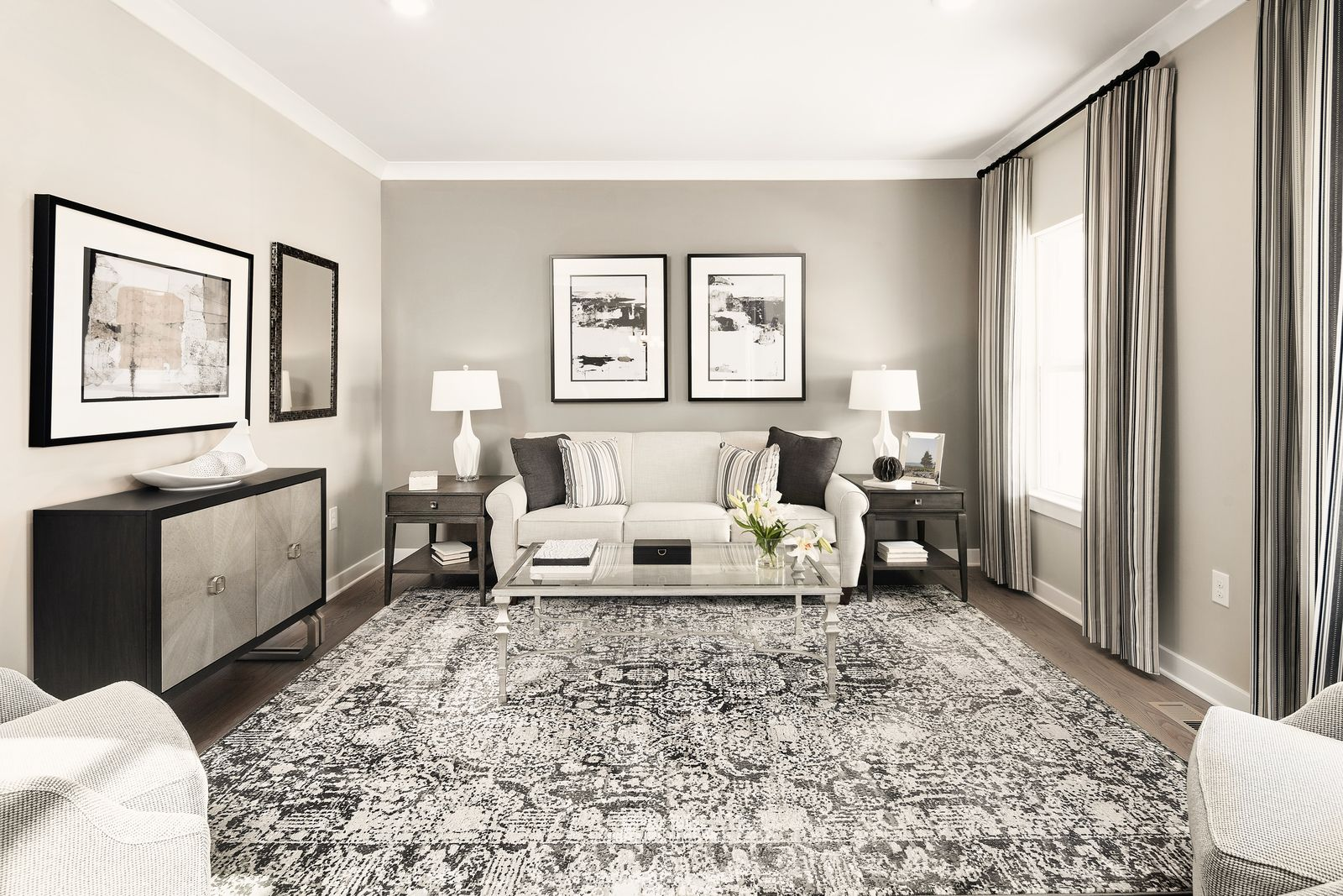 Bedroom featured in the Corsica By Ryan Homes in Pittsburgh, PA