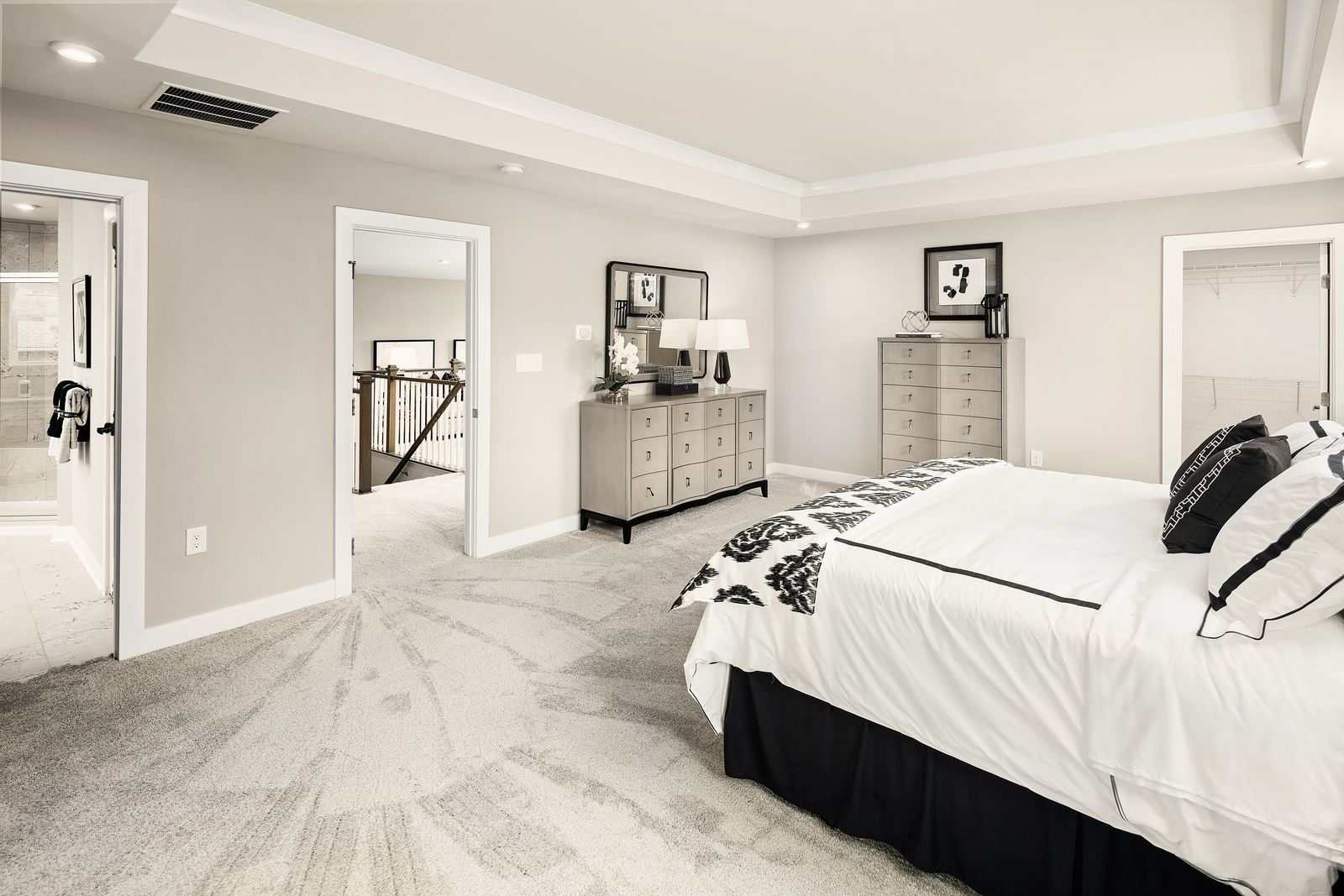 Bedroom featured in the Corsica By Ryan Homes in Harrisburg, PA