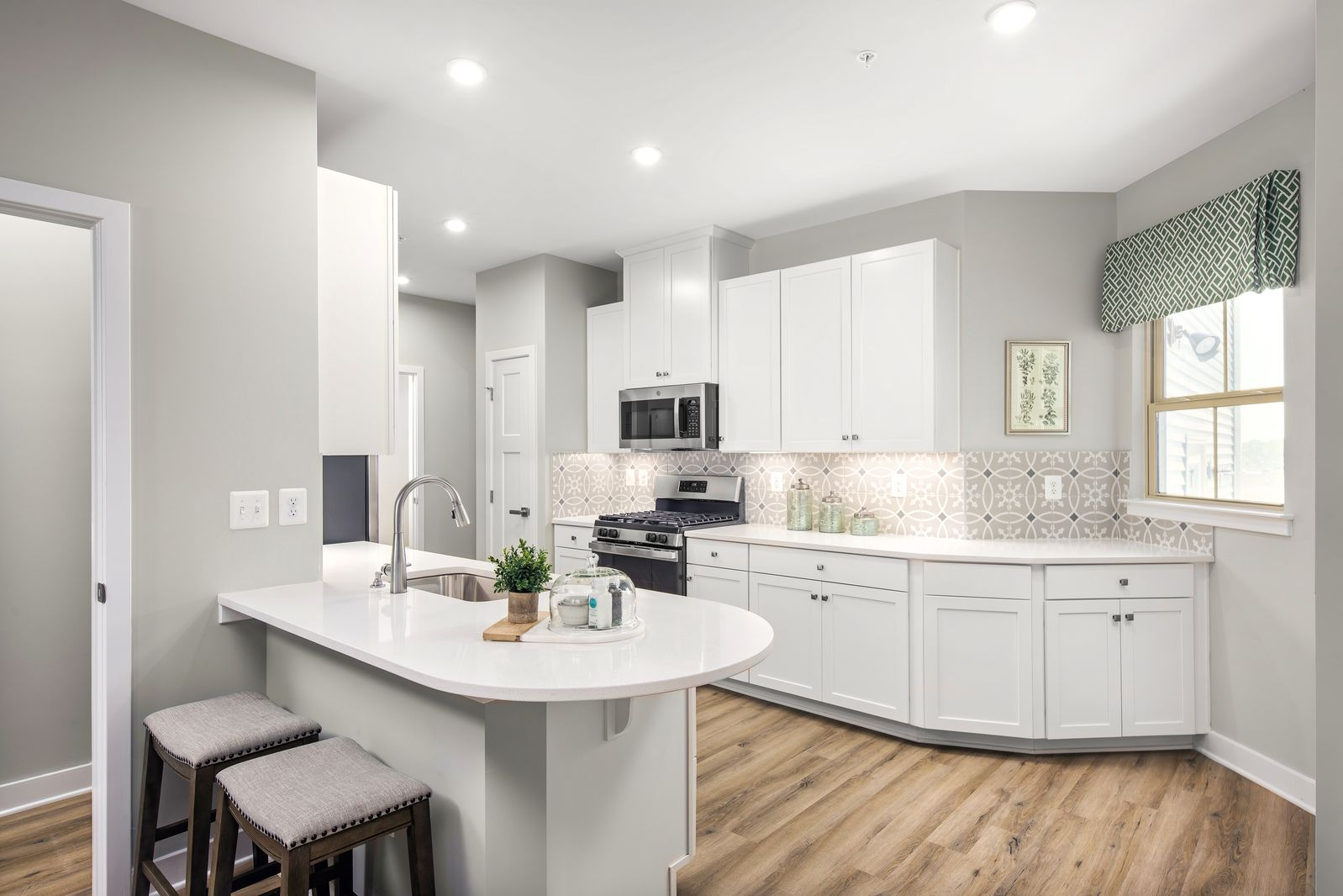 Kitchen featured in the Calvert By Ryan Homes in Raleigh-Durham-Chapel Hill, NC