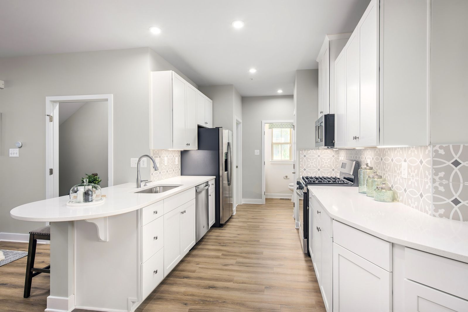 Kitchen featured in the Calvert By Ryan Homes in Warren County, NJ