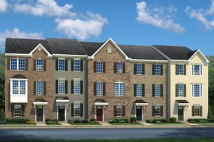Strauss Attic - Arcola Town Center Townhomes: Dulles, District Of Columbia - Ryan Homes