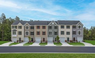 Courtney Creek by Ryan Homes in Raleigh-Durham-Chapel Hill North Carolina