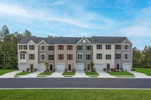 Strauss - Courtney Creek: Durham, North Carolina - Ryan Homes