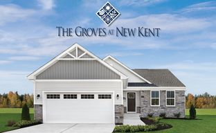 The Groves at New Kent 55+ by Ryan Homes in Richmond-Petersburg Virginia