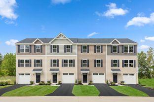 Juniper Garage - Chesapeake Club: North East, Delaware - Ryan Homes
