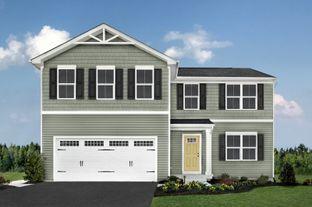 Elm w/ Full Basement - Sawyers Mill 2-Story: Middletown, Ohio - Ryan Homes