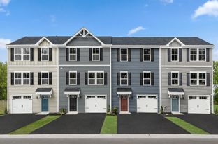 Juniper - Hyetts Crossing: Townsend, Delaware - Ryan Homes