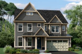Tyler - Patuxent Greens Singles: Laurel, Maryland - NVHomes