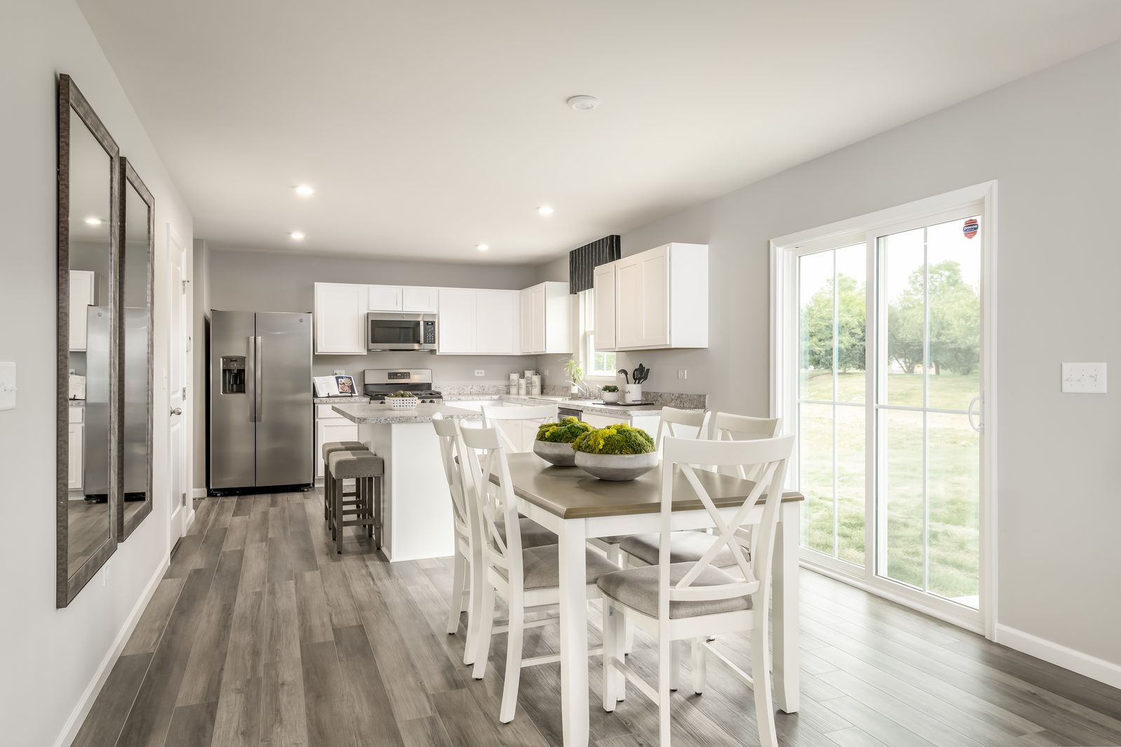 Kitchen featured in the Elm By Ryan Homes in Cleveland, OH