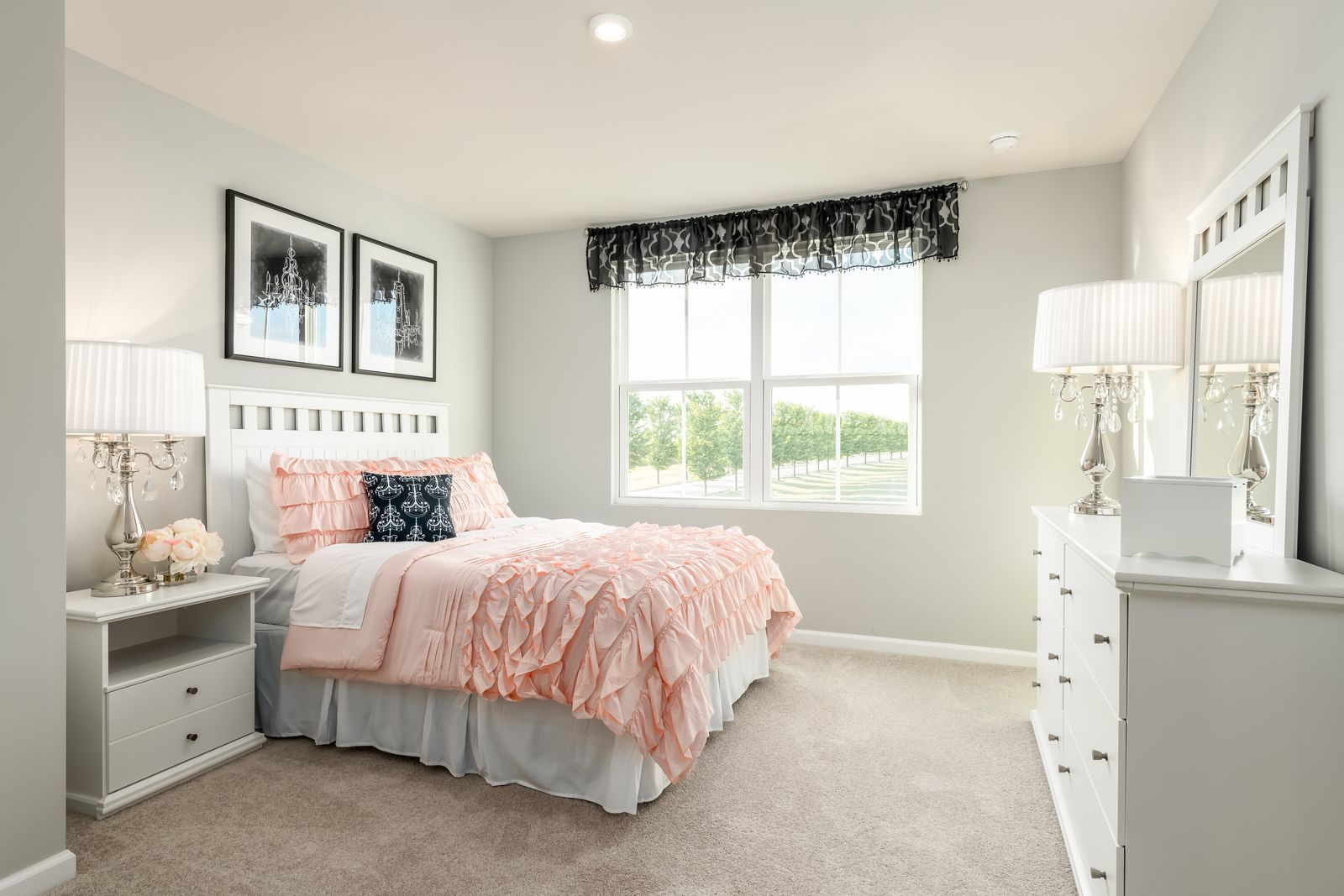 Bedroom featured in the Elm By Ryan Homes in Dayton-Springfield, OH