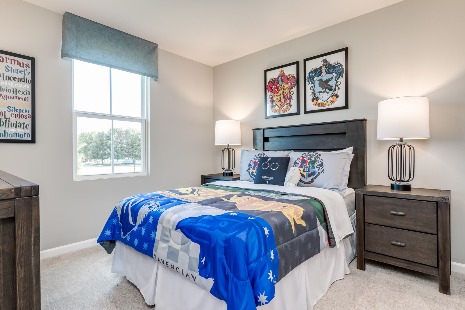 Bedroom featured in the Elm By Ryan Homes in Cleveland, OH