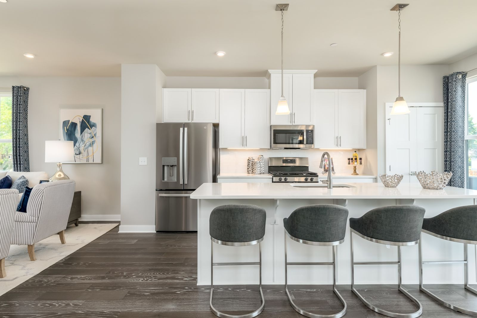 Kitchen featured in the Mendelssohn By Ryan Homes in Monmouth County, NJ