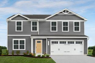 Cedar - Woodlands At Morrow: Morrow, Ohio - Ryan Homes