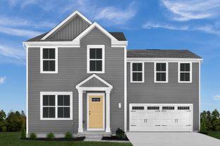 Birch - Enclave at Heartland Crossing: Camby, Indiana - Ryan Homes