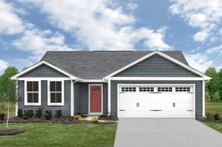 Spruce Ranch - Enclave at Heartland Crossing: Camby, Indiana - Ryan Homes