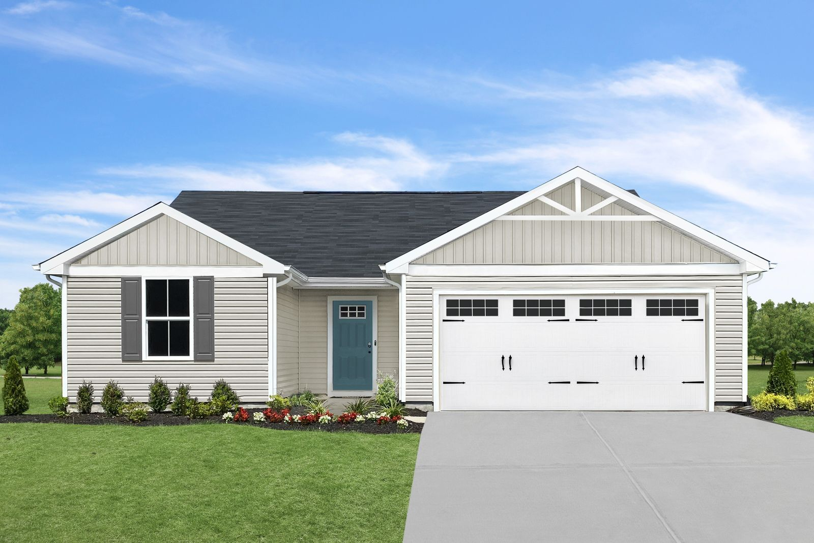 Exterior featured in the Spruce By Ryan Homes in Dayton-Springfield, OH