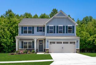 Hudson - Mason Oaks: Wake Forest, North Carolina - Ryan Homes