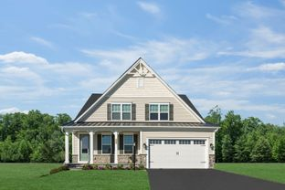 Davenport - The Woodlands at Greystone 55+: West Chester, Pennsylvania - NVHomes