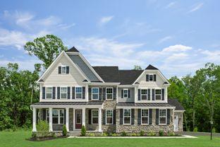 Marymount - Greystone Luxury Singles: West Chester, New Jersey - NVHomes